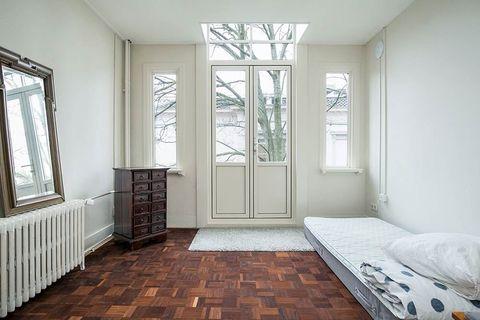 Room, Property, White, Floor, Furniture, Building, Wood flooring, Interior design, House, Daylighting,