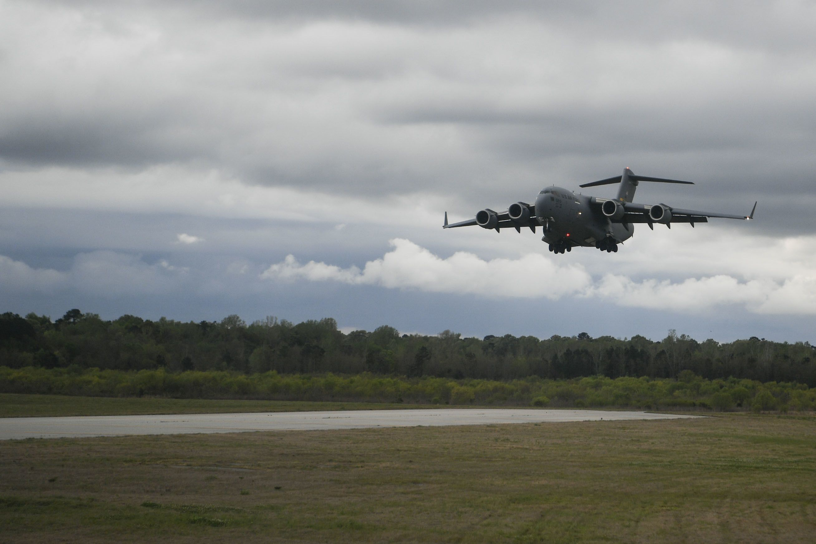 The U.S. Air Force Plans to 'Grow' Runways with Bacteria