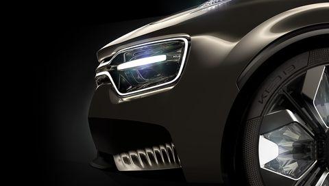 Land vehicle, Car, Headlamp, Vehicle, Automotive design, Alloy wheel, Automotive lighting, Wheel, Light, Personal luxury car,