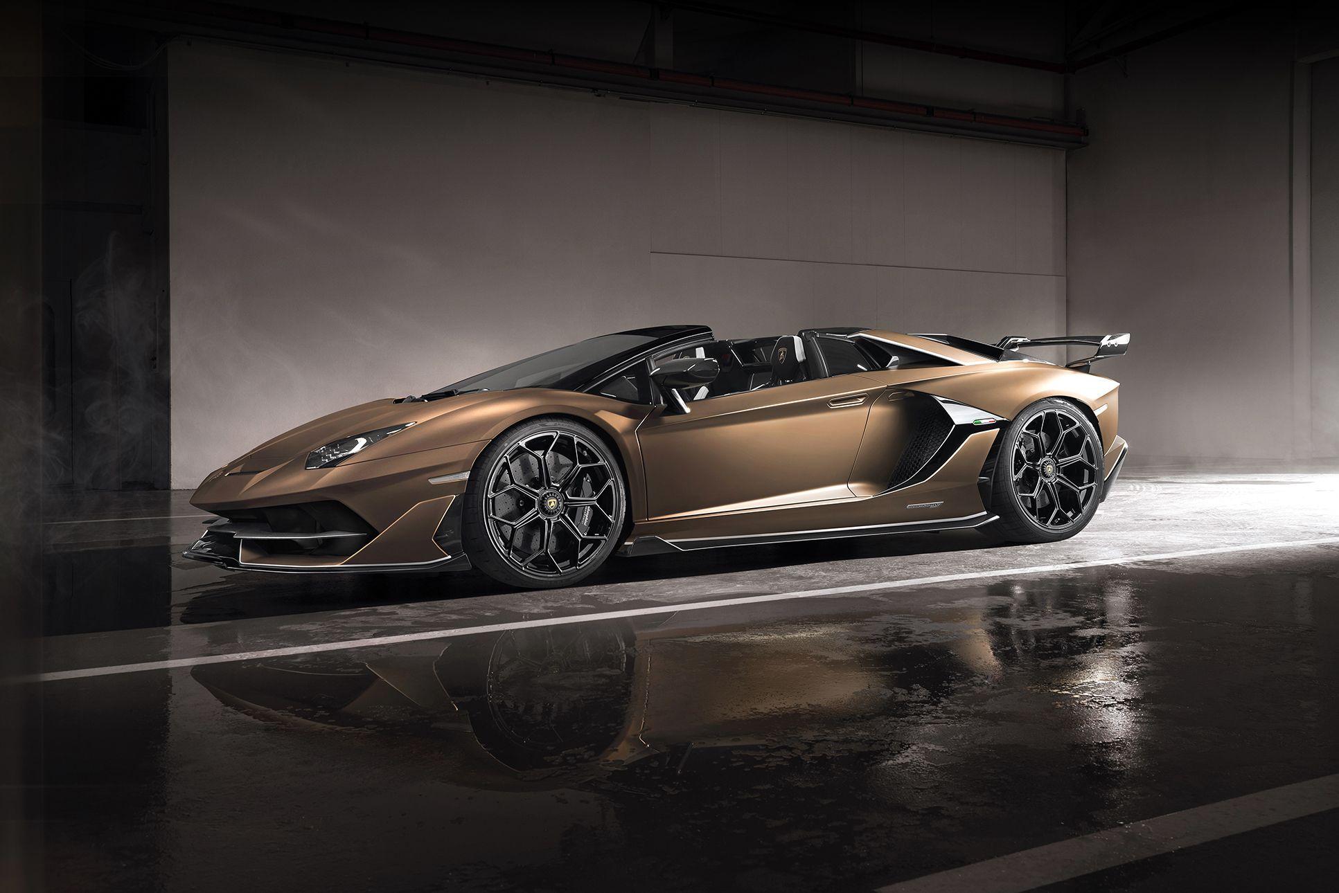 2020 Lamborghini Aventador Svj Roadster Revealed At Geneva 2019