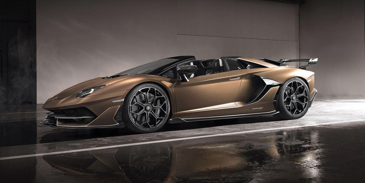2020 Lamborghini Aventador SVJ Roadster Revealed At Geneva