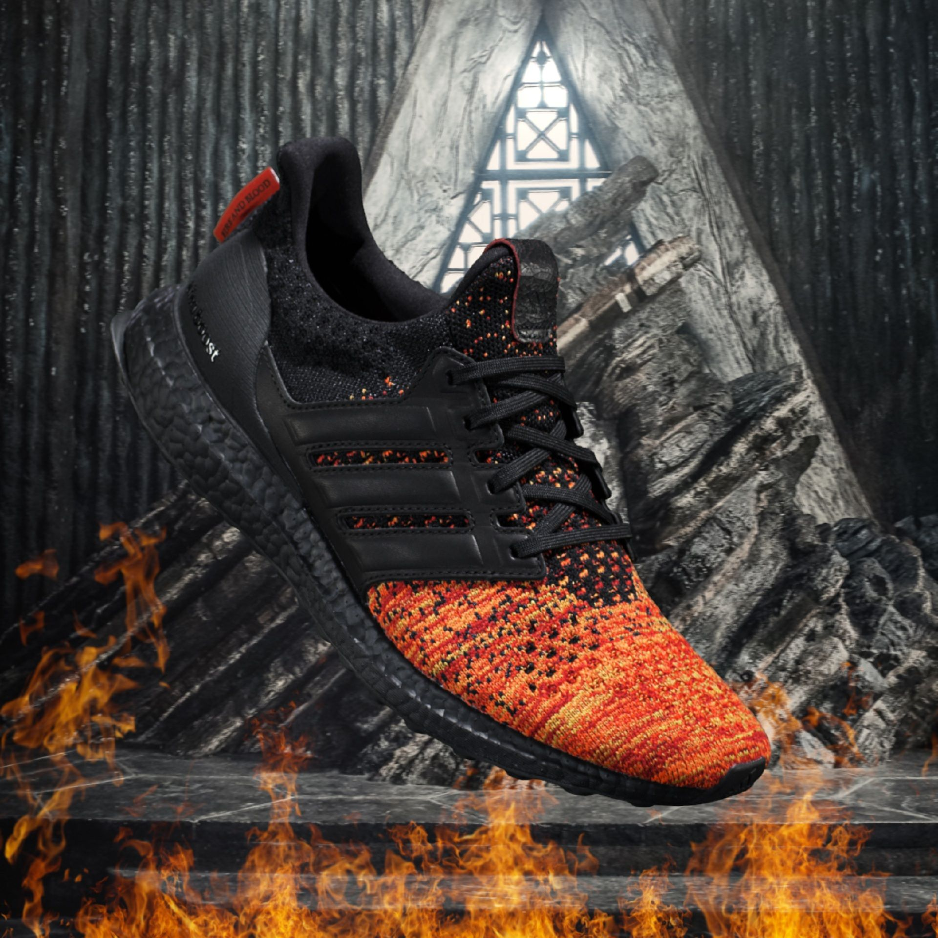 The Adidas x Game of Thrones Collection Finally Makes Its Debut
