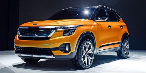 The Kia Seltos Is a New Small SUV, and It's Likely to Come to the U.S.