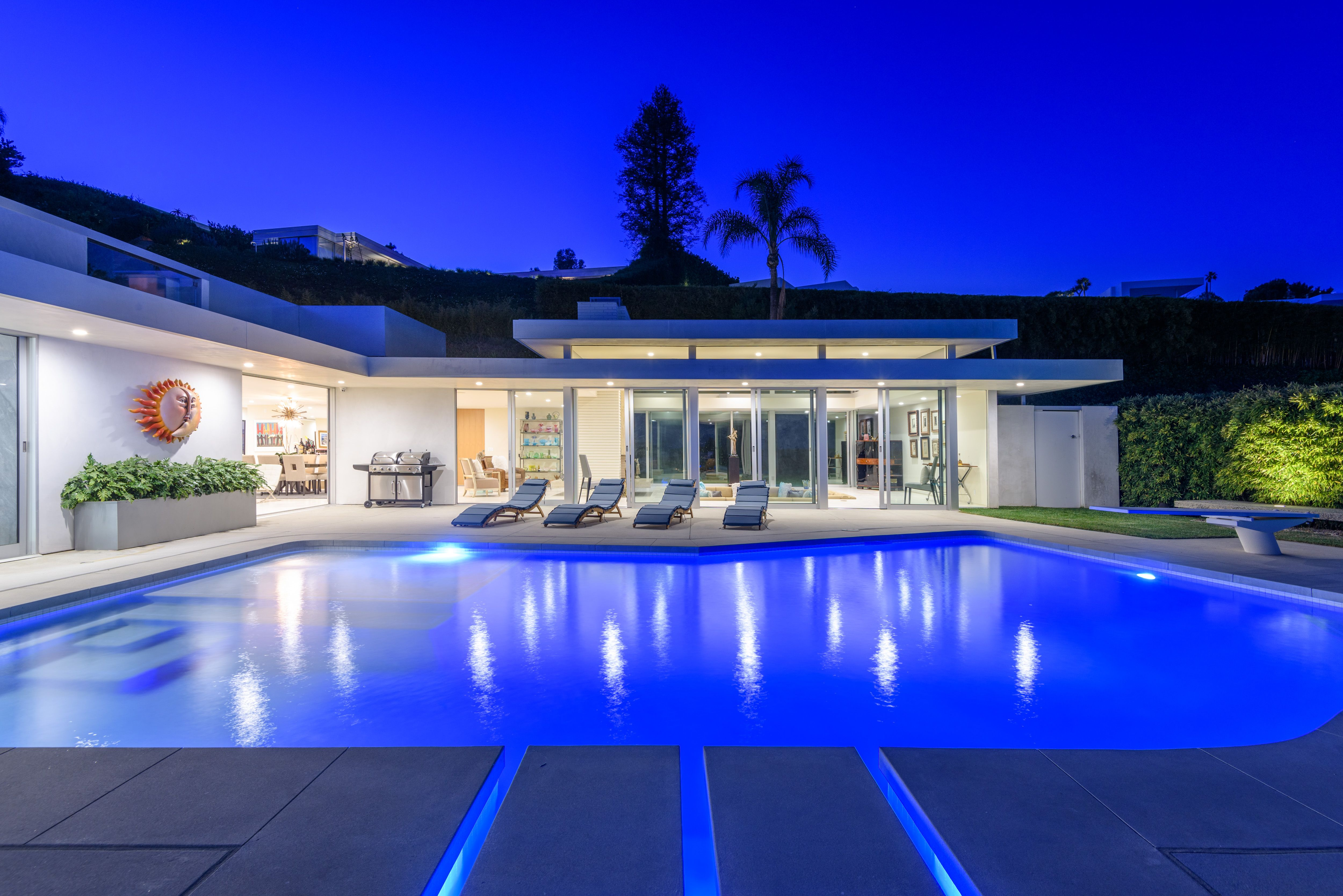 Cher's $48 Million Former Beverly Hills Mansion is for Sale
