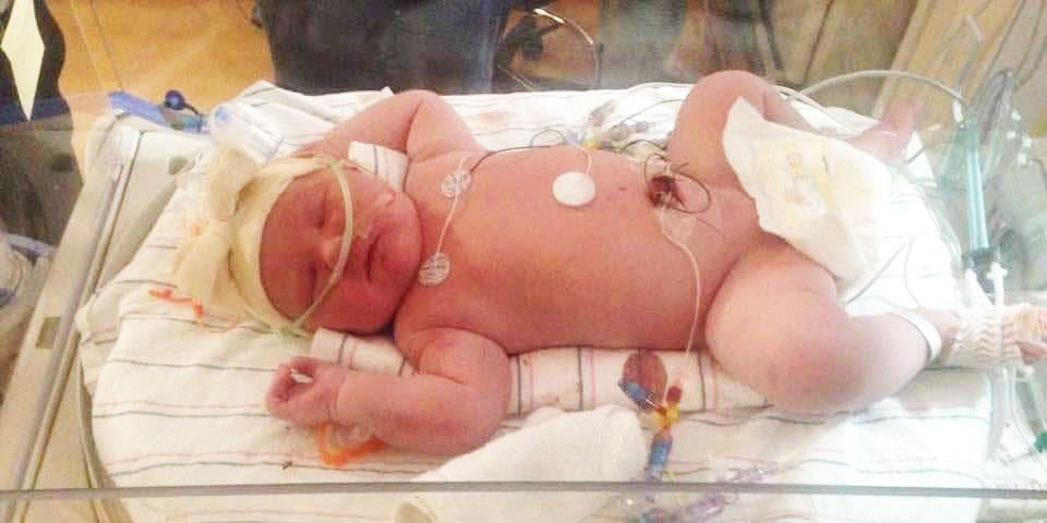 New York Woman Gives Birth To 15 Pound Baby Girl-6950