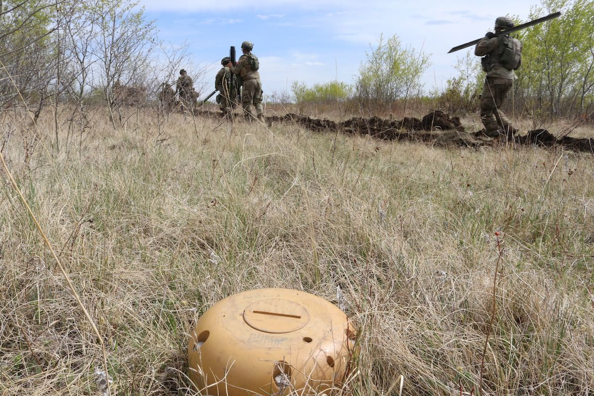 The U.S. Army Is Building a Smarter Land Mine