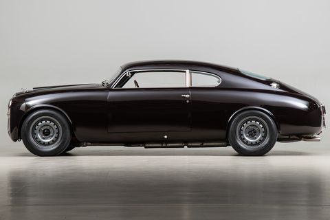 1954 lanica aurelia b20gt outlaw is bad boy cool