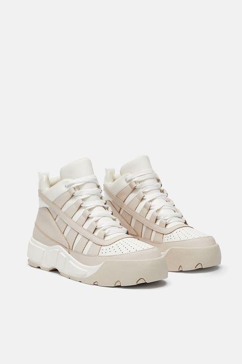 86533e739 10 zapatillas de Zara que no te quitarás en toda la temporada