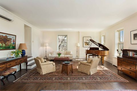 George Plimpton Apartment