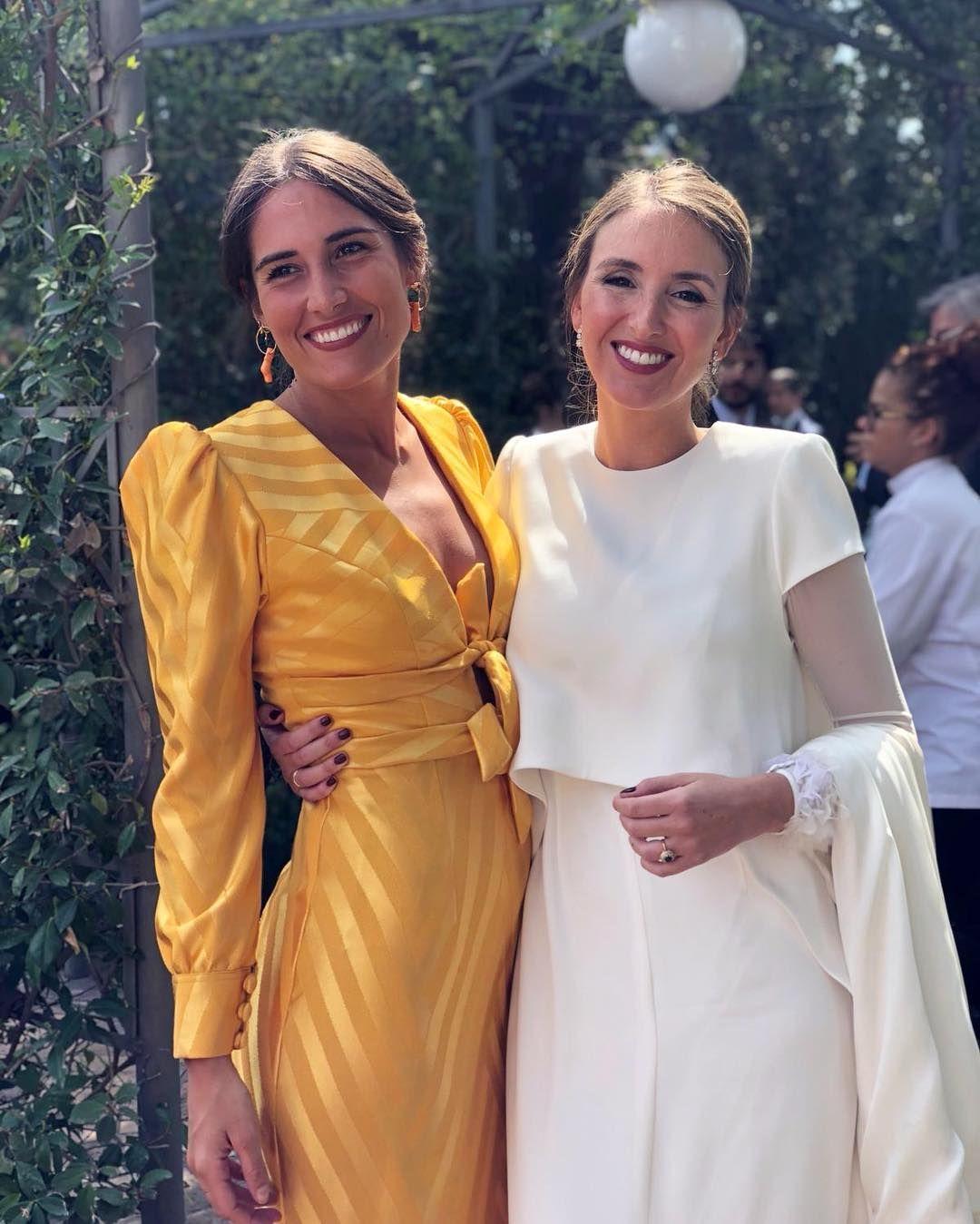 Y Vestidos Instagram Looks Los Invitadas Boda De Las En Mejores lKJcF1