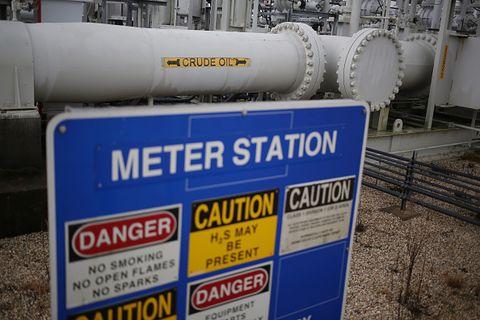 crude oil H2S