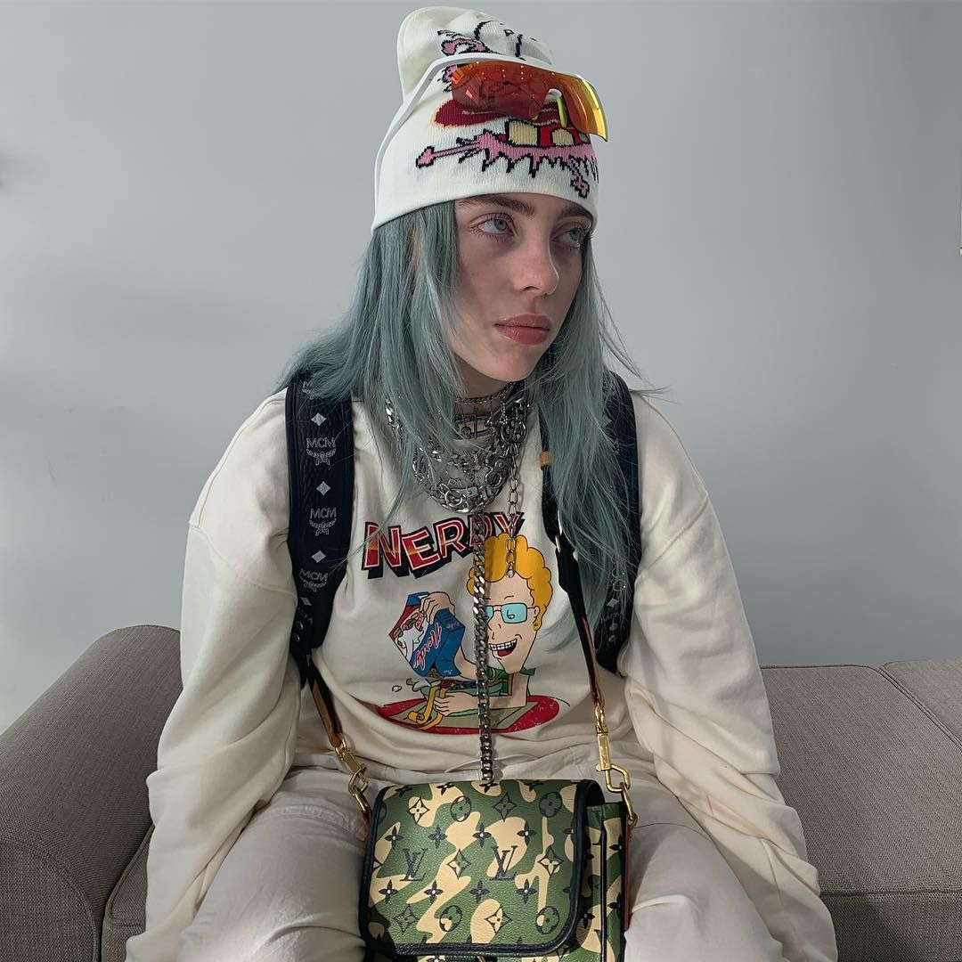 Wow, Billie Eilish Wore a Wedding Dress on a 'V' Magazine Cover, and She Looks Unrecognizable