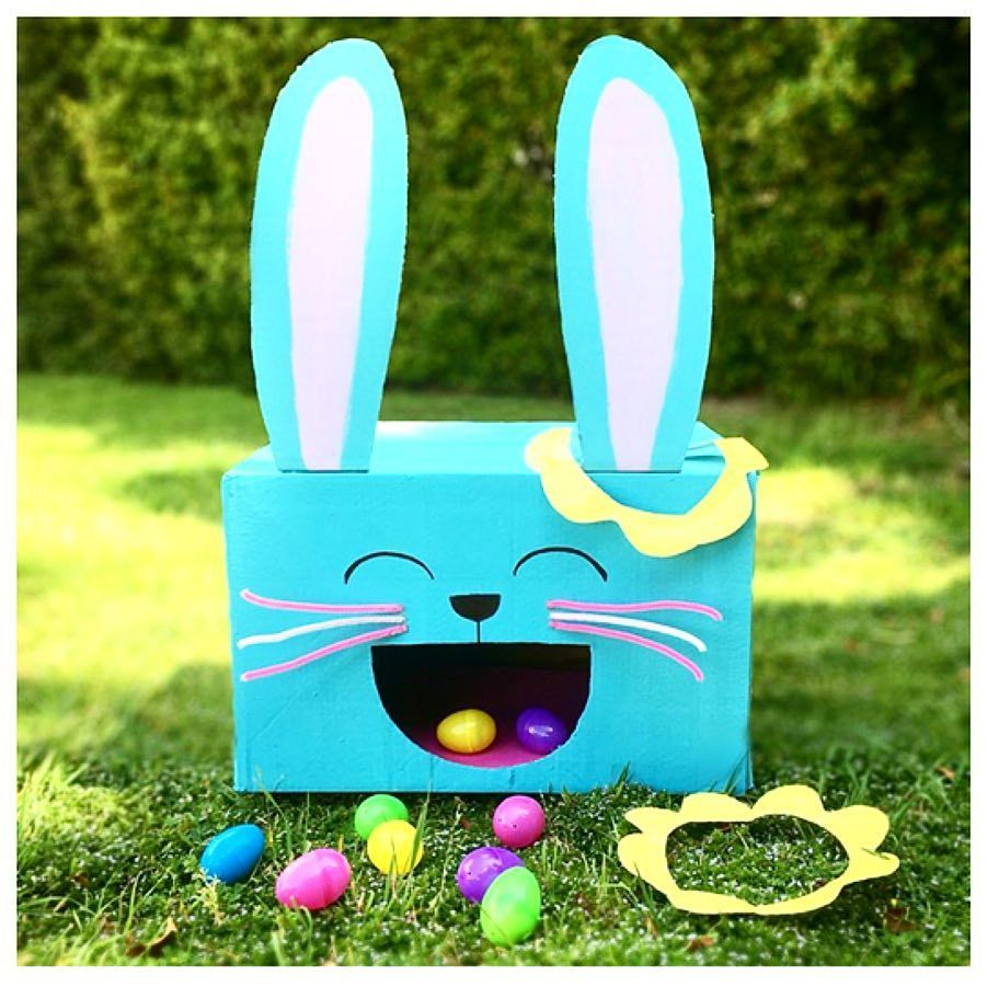 Crafts for Kids and Fun Home Activities Do It Yourself Wood Easter Egg Stand Up