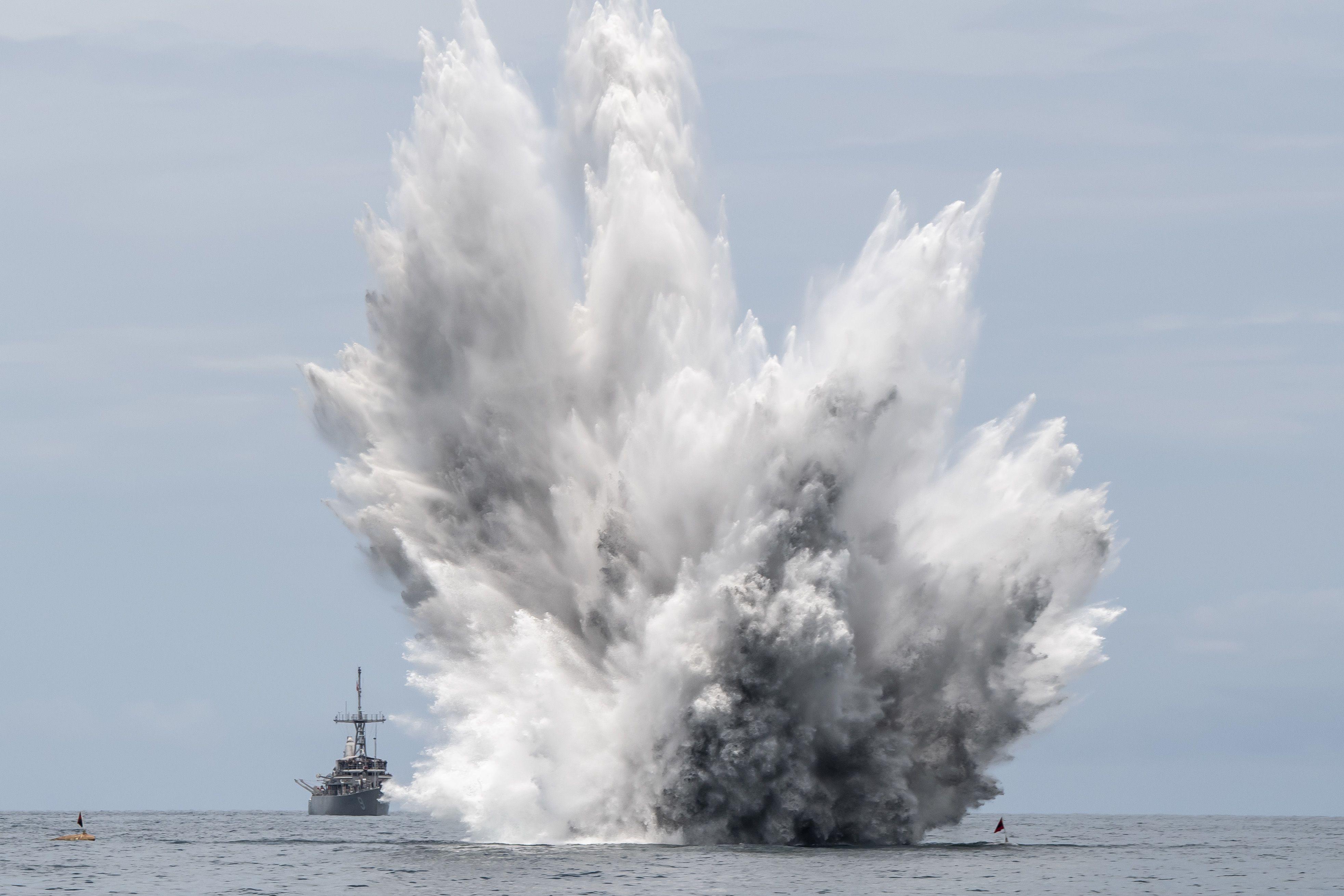 Ambush! The Navy's New Hammerhead Mine is a Submarine Killer