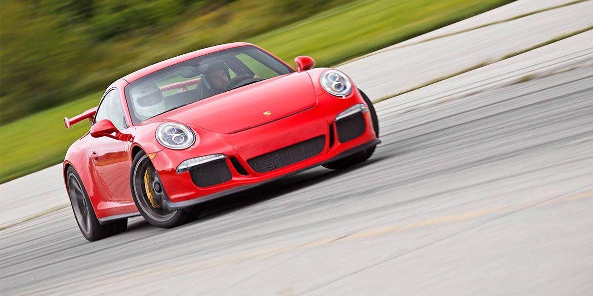 Porsche Offers World's Longest Engine Warranty on the Wild 911 GT3