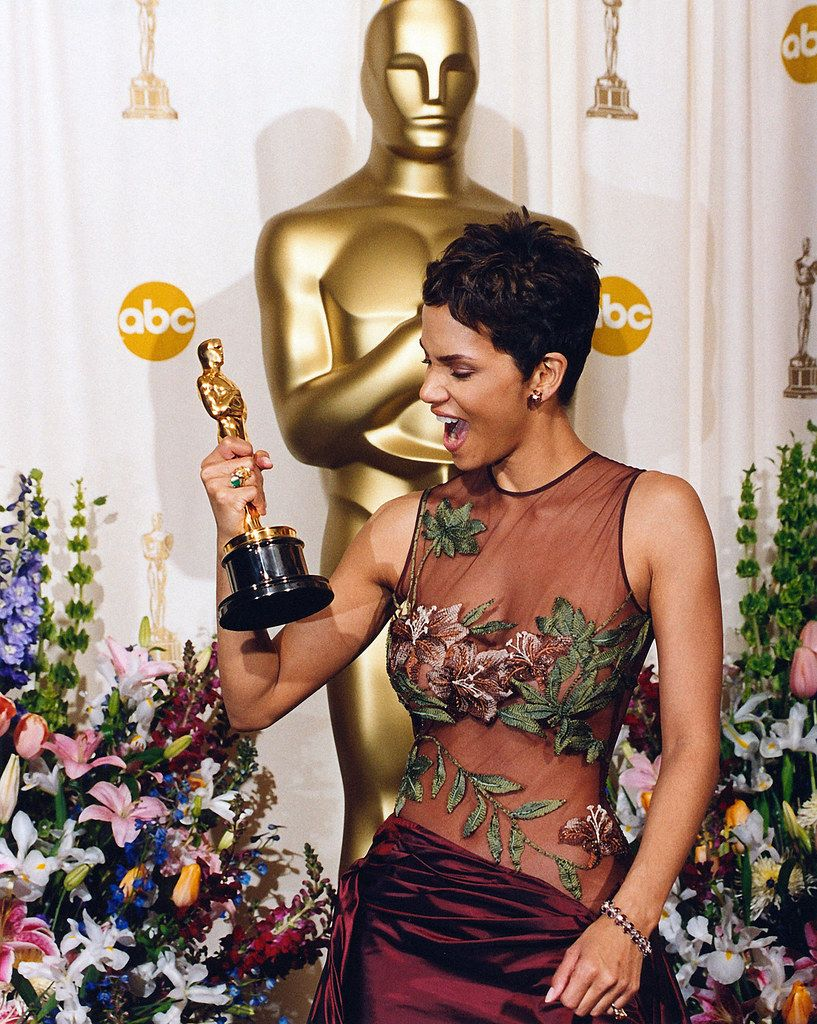 How Halle Berry Made Elie Saab Happen