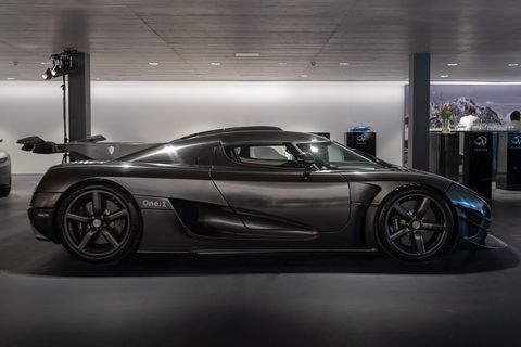 Koenigsegg One 1 >> The Koenigsegg One 1 That Crashed At The Nurburgring Lives Again