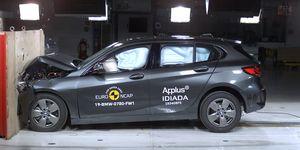 BMW Serie 1 Euro NCAP