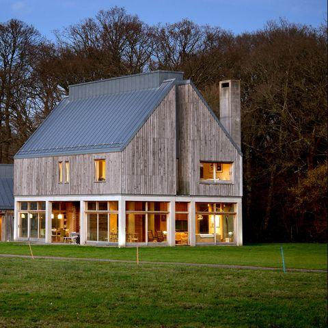 House, Home, Property, Farmhouse, Building, Estate, Cottage, Grass, Architecture, Rural area,