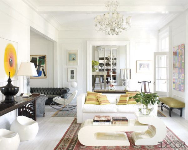 White Couch Pillow Ideas: 20 Best White Sofa Ideas   Living Room Decorating Ideas For White    ,