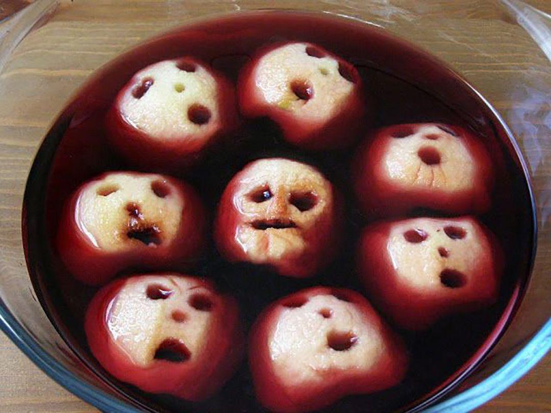 40 best halloween party snacks - creepy halloween party food ideas