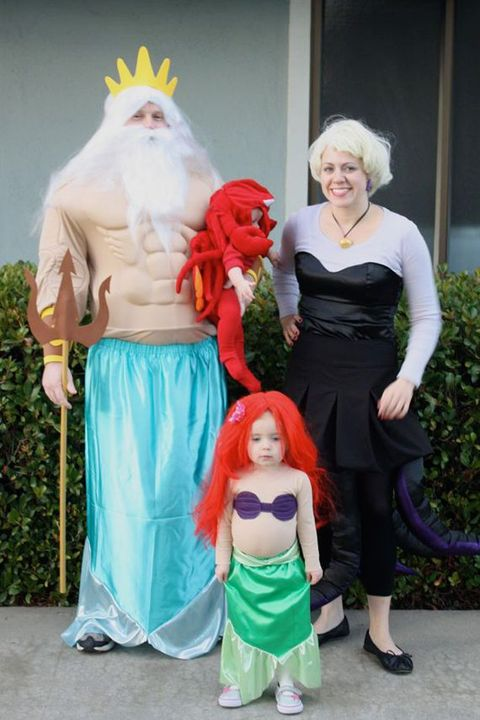 Family Of 4 Halloween Costumes 2019.20 Best Family Halloween Costumes 2019 Cute Family Costume