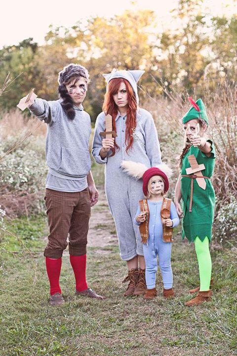 Cute Family Disney Halloween Costumes.20 Best Family Halloween Costumes 2019 Cute Family Costume Ideas