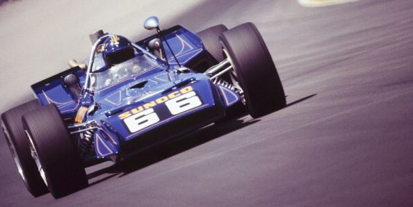Blew By You: Here's a Sweet 16 of Racing's Coolest Blue Liveries