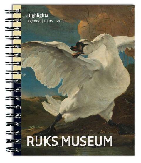 rijksmuseum agenda
