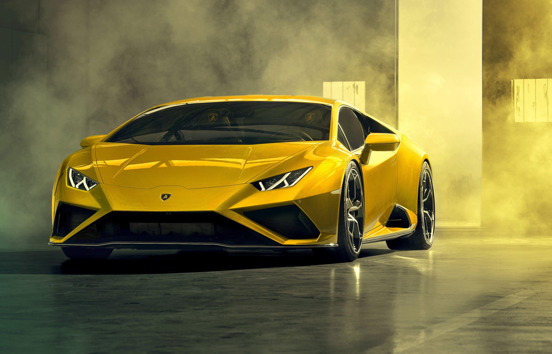 2021 Lamborghini Huracan Overview