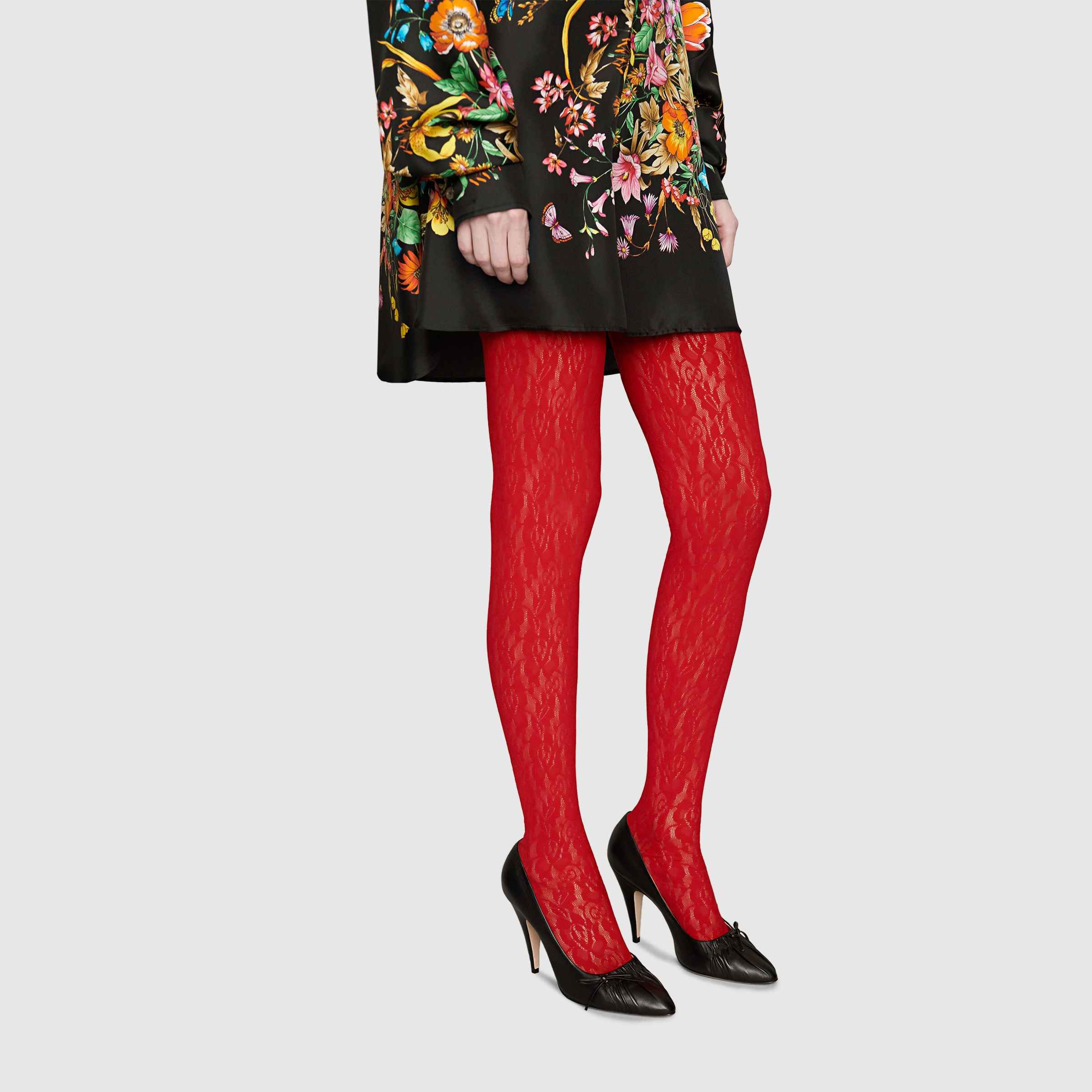 collant donna particolari, collant donna, collant fendi, collant gucci, collant calzedonia 2019