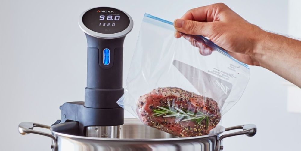 Save $60 on the Anova Sous Vide Bluetooth Precision Cooker