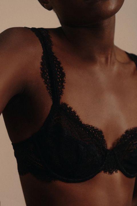 zara推出首個內衣系列