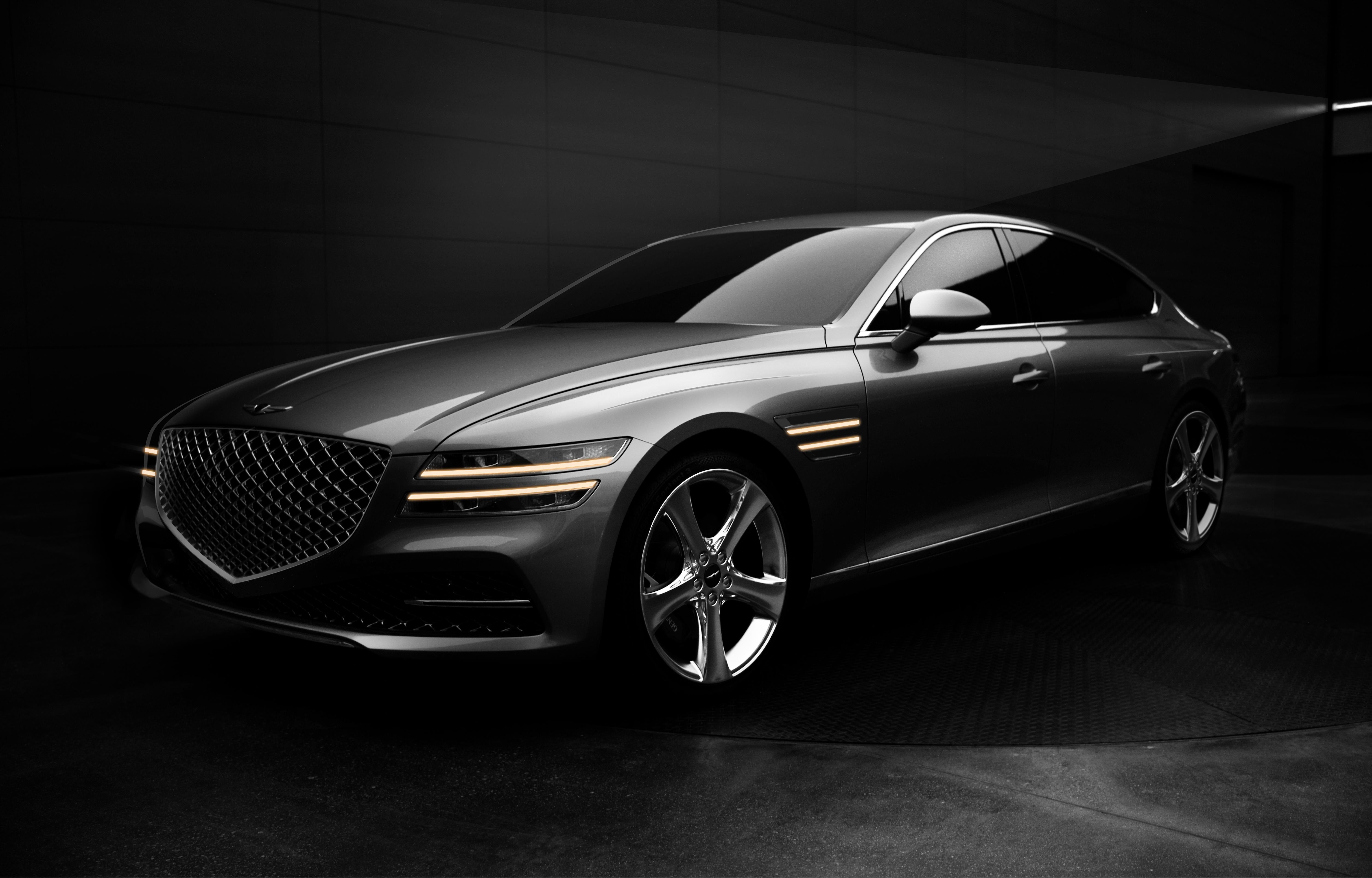2021 Genesis G80 Is Long Lean And Elegant