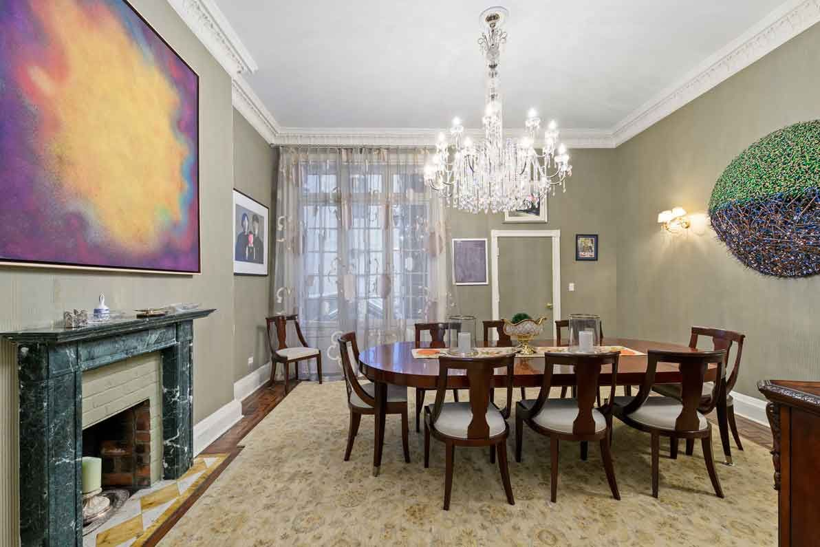 Eleanor Roosevelt's Former Residence on the Upper East Side is on the Market for $19,995,000