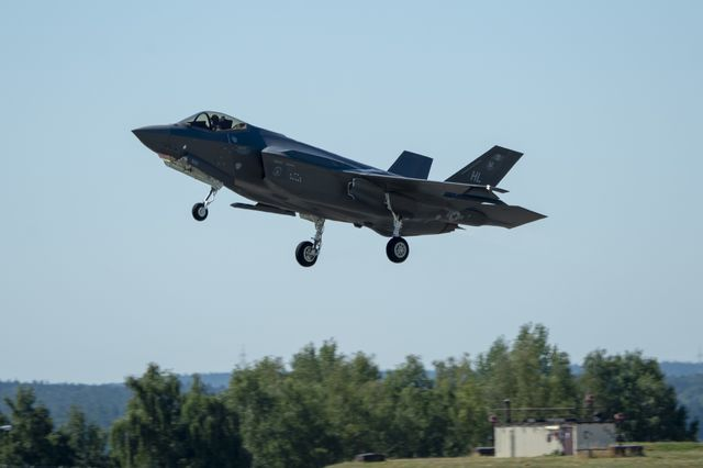 The F-35 Could Make Some Neighborhoods in the U.S. Unliveable