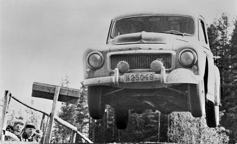 Land vehicle, Vehicle, Car, Classic car, Sedan, Volvo pv444/544, Coupé, Compact car, Classic, Volvo cars,