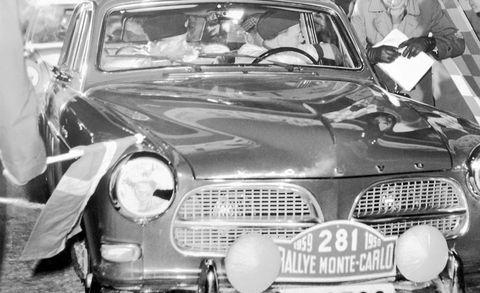 Land vehicle, Vehicle, Car, Classic car, Coupé, Sedan, Volvo amazon, Antique car, Classic, Volvo cars,