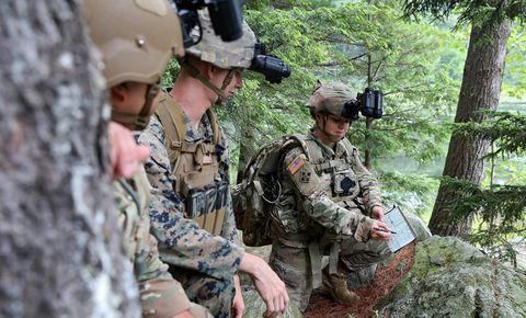 ENVG-B / Montañismo militar