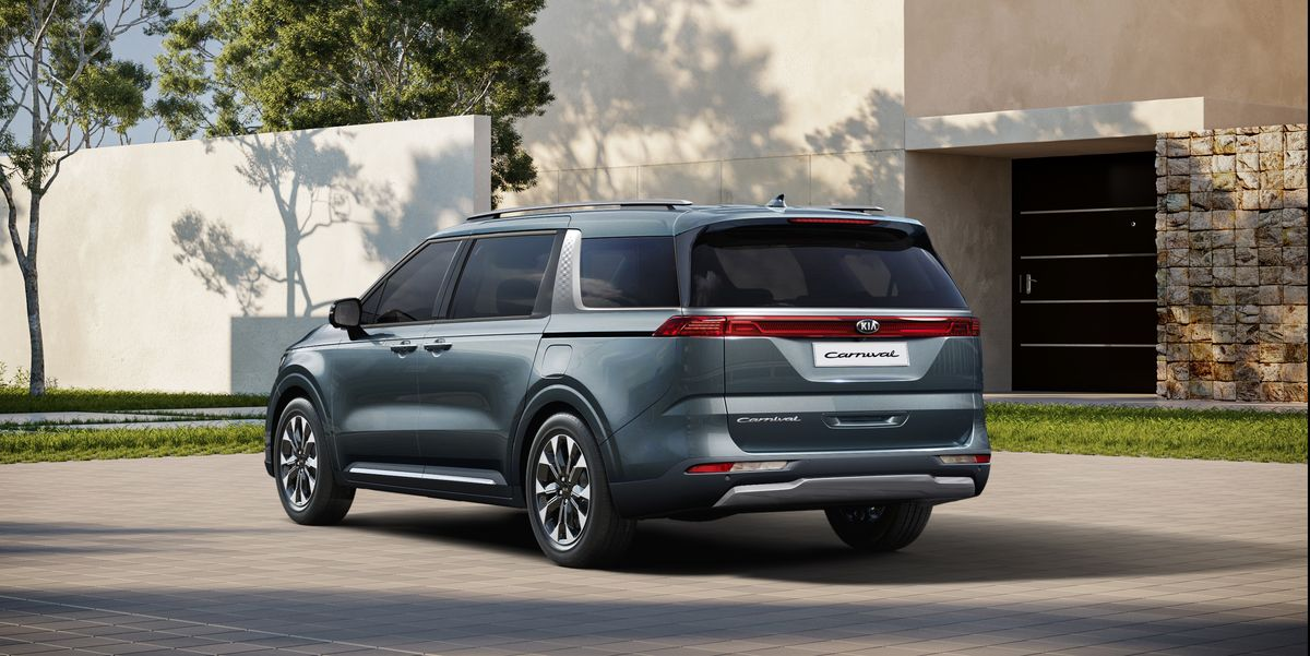 Kia Sends the Sedona Upscale In Looks and Features