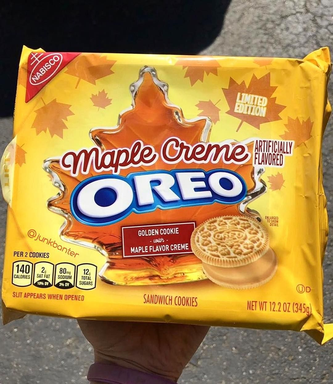 UPDATE: Those Rumored Maple Creme Oreos Are Real