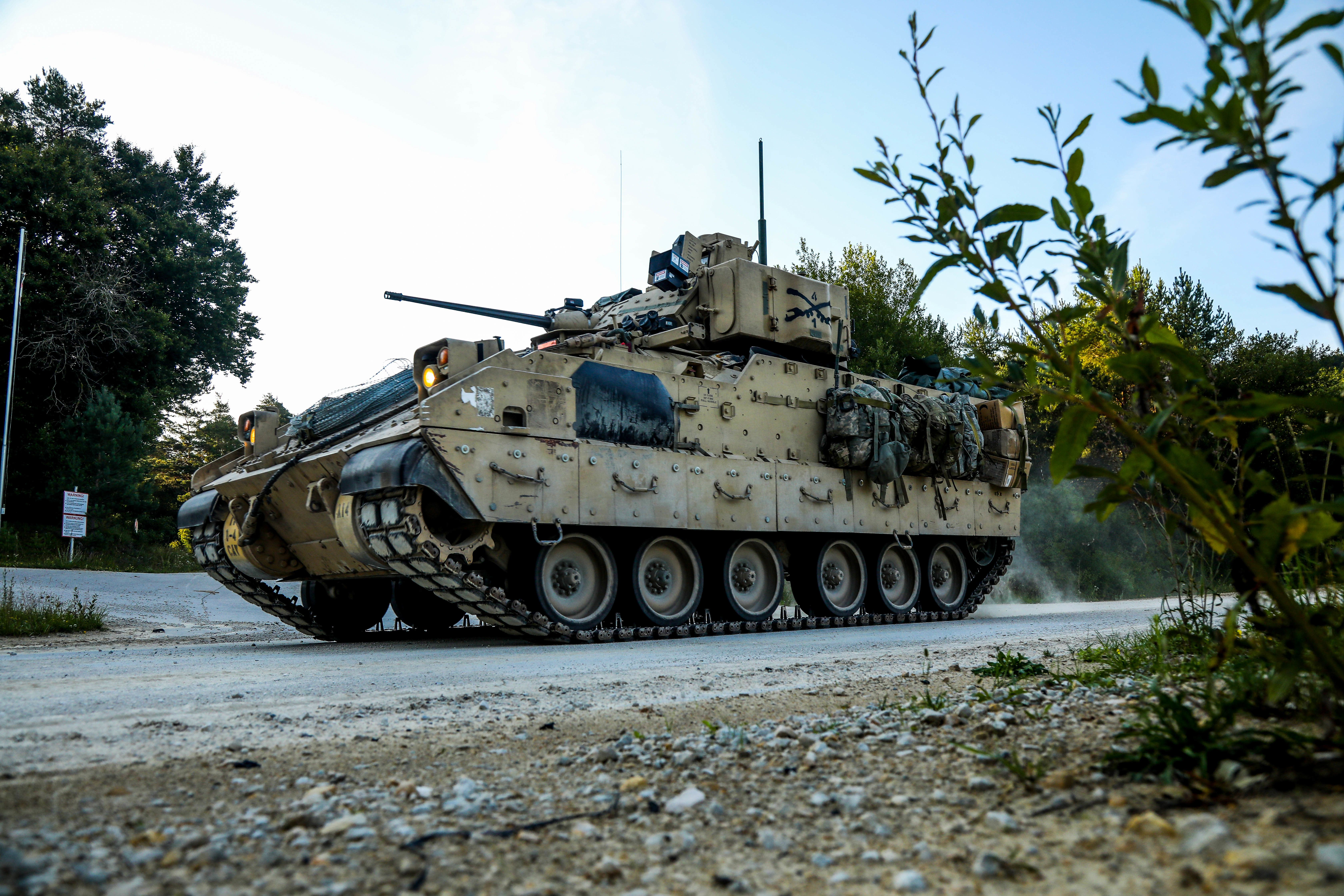 The U.S. Army Keeps Trying—and Failing—To Replace the M2 Bradley