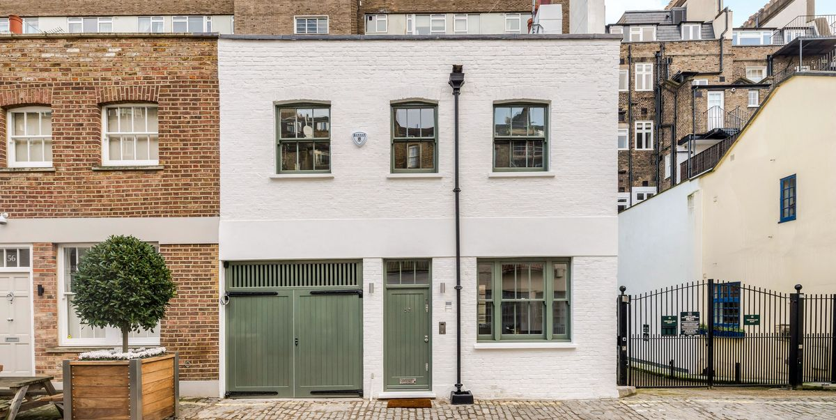 Bathurst Mews House For Sale In Only London Mews With Stables London Property For Sale