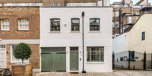 57 Bathurst Mews - London - exterior - Knight Frank