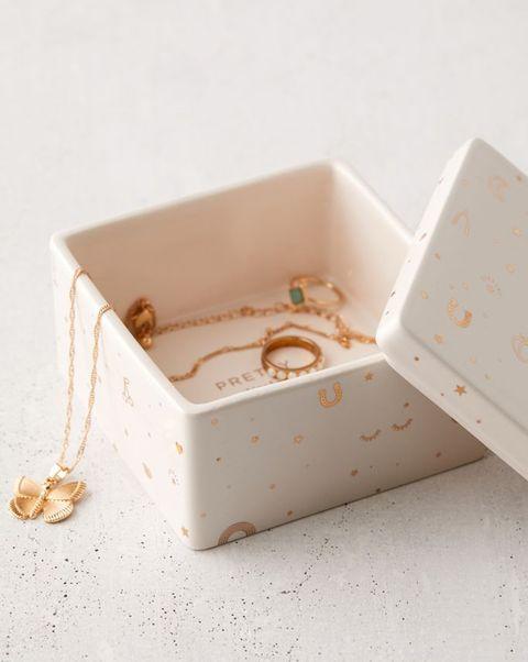 貝殼飾品盒