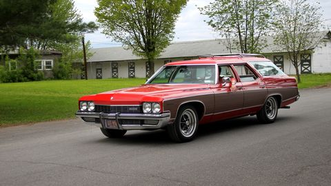 Have Station Wagons Won In The End