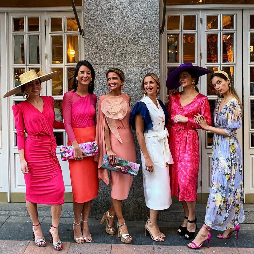 Vestidos de invitada de graduacion