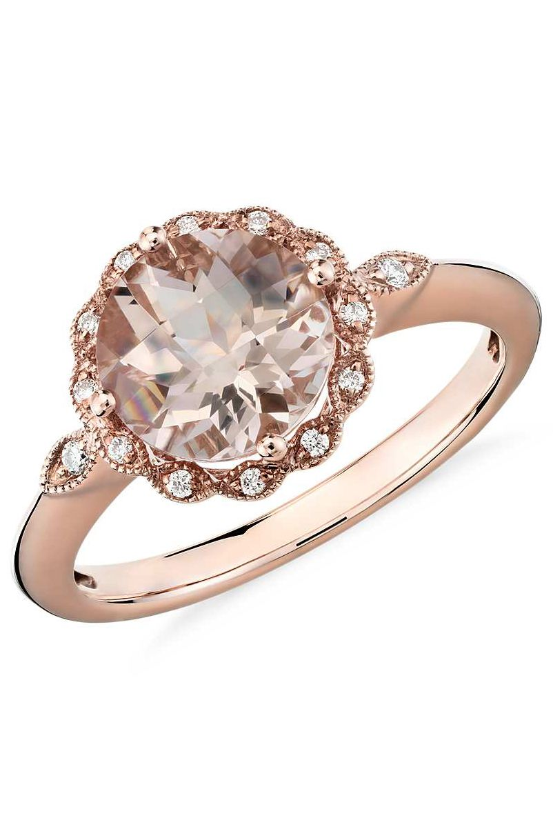 19 Best Gemstone Engagement Rings  Colorful Nondiamond Engagement Rings