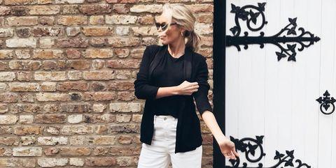 como combinar pantalones blancos primavera verano instagram