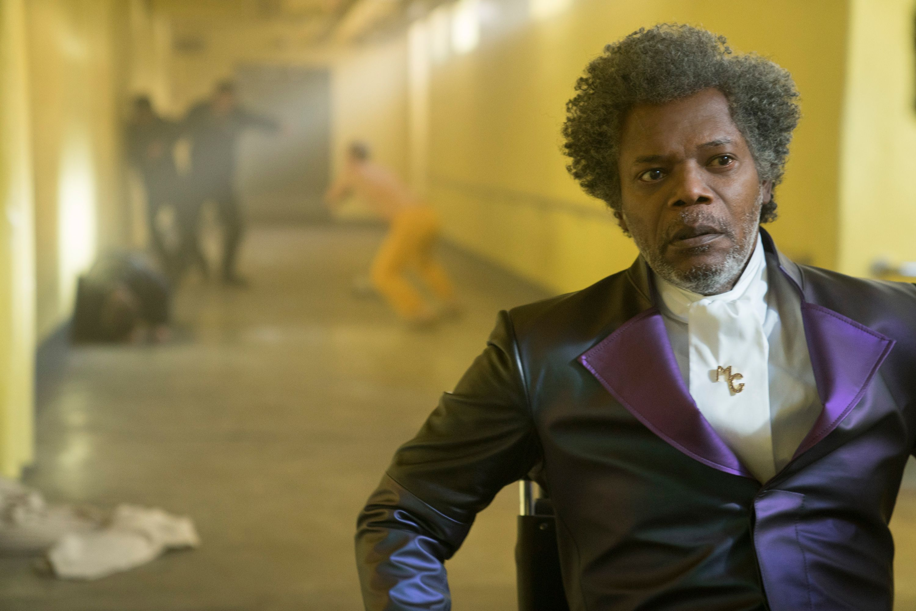 Almost twenty years in the making, M. Night Shyamalan's latest is an anti-climactic end to a film franchise that never really announced itself.